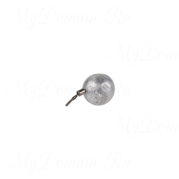 Грузила для дроп-шота Mikado Ball, 12 гр., уп.=3 шт., упак