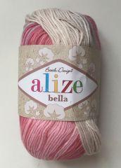 Bella  Batik (ALIZE) 5512-розово-бежевый