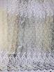 Тюль вышивка на сетке 3086