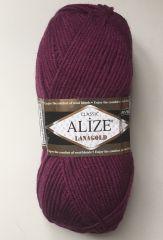 LANAGOLD (ALIZE) 307-гнилая вишня