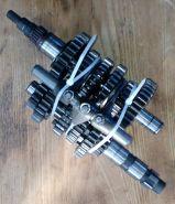 КПП в сборе Yamaha TT250R / TTR250 / Raid
