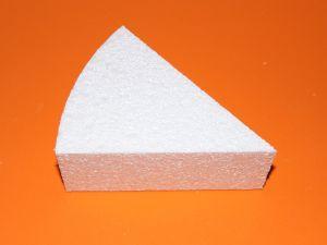 Основа для торта 14 см, пенопласт (1уп = 5шт)