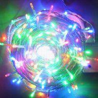 Новогодняя светодиодная гирлянда 240 LED лампочек 5м