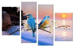 Вечерние птахи