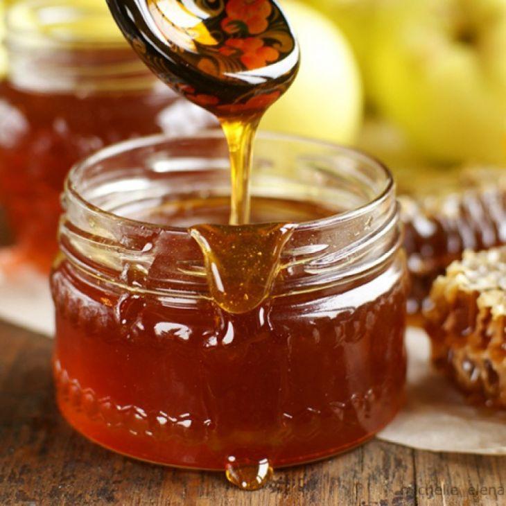 Мед гречишный, 550г