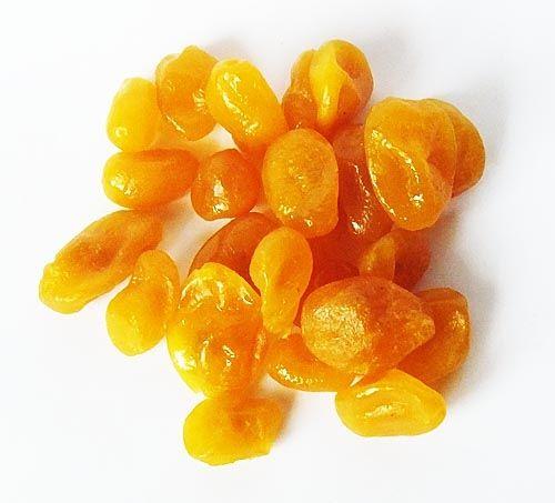 Кумкуат желтый в сиропе (лимончик) упаковка 3.125(кг)