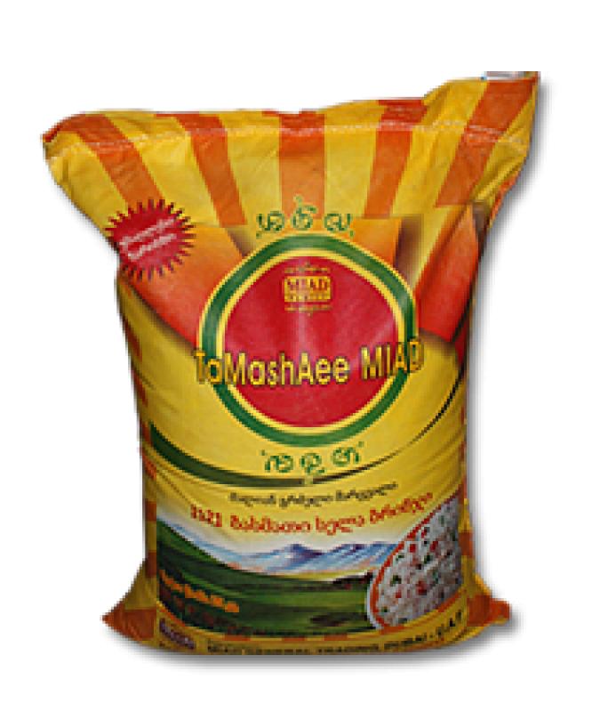 Рис Тамаша  5 кг. упаковка (уп)