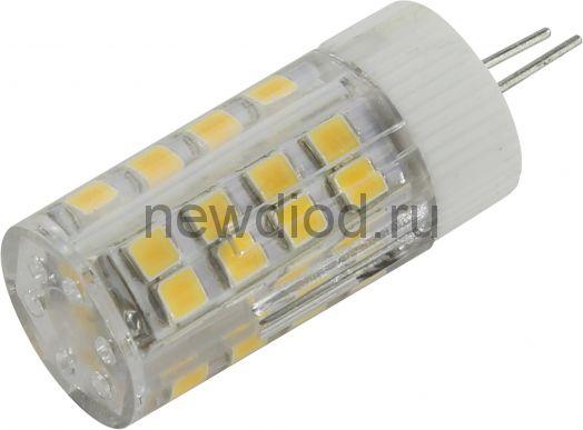 Лампа светодиодная Smartbuy-G4-220V-5W/4000/G4 (SBL-G4220 5-40K)