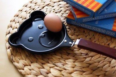 Мини сковородка-формочка с антипригарным покрытием