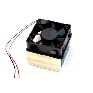 Радиатор для матриц 80х40мм