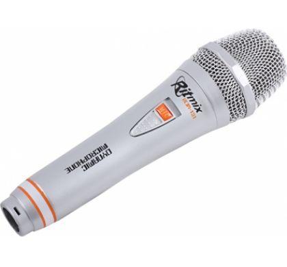 Караоке Микрофон Ritmix RDM-131 Серый (3 м.)