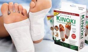 Токсиновыводящие пластыри Kinoki , 10 шт