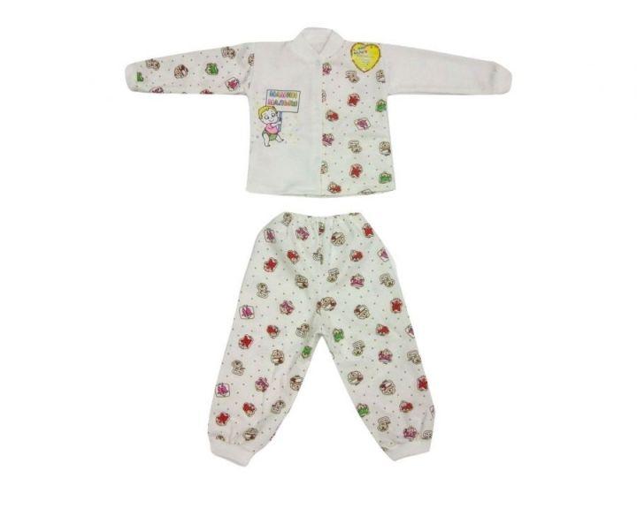 Пижама детская теплая dA-KS013-ITnk