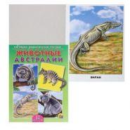 """Дидактическое пособие Рыжий Кот """"Животные Австралии""""  (13289 )"""