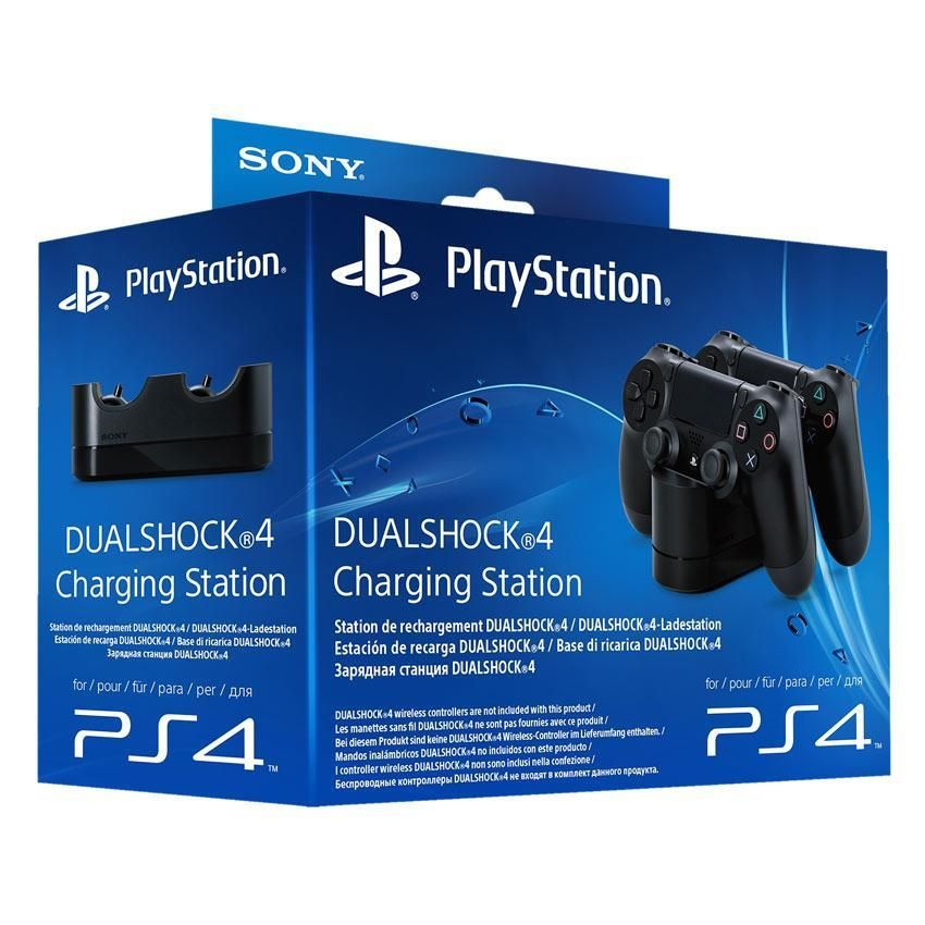 Sony Зарядная станция PS4 Charging Stand для джойстиков DualShock