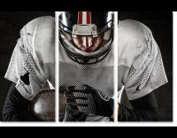 Модульная картина Американский футбол