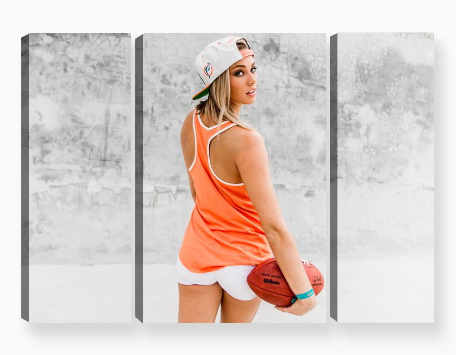 Модульная картина Спортивный стиль