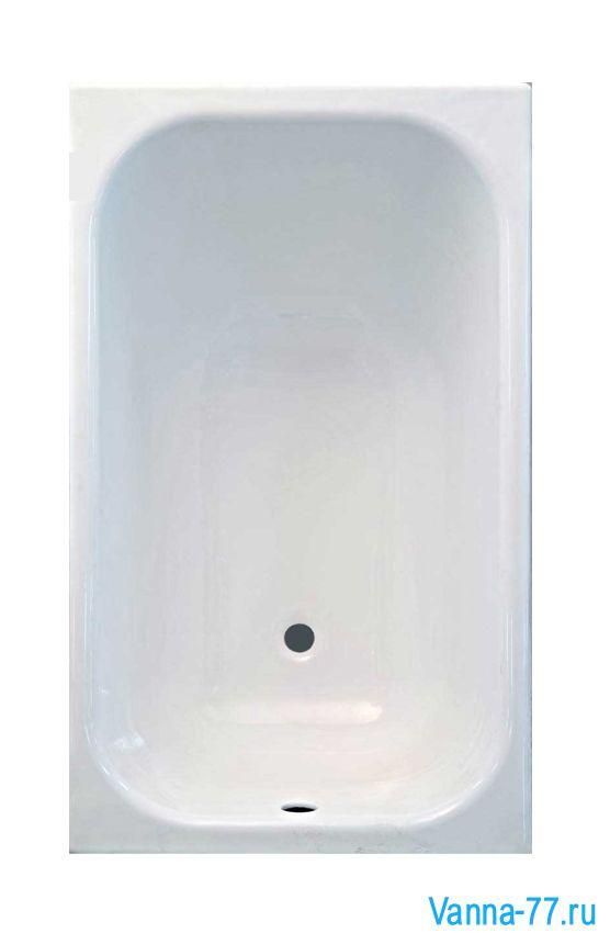 Ванна Россия Малютка Silver 120х70