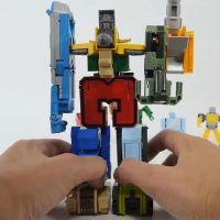 Конструктор цифры-трансформеры Digital