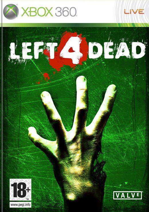 Игра Left 4 Dead (Xbox 360)