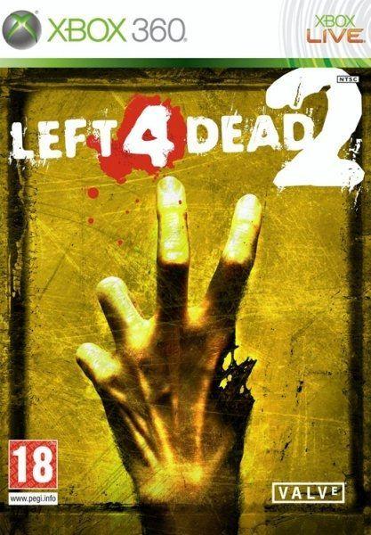 Игра Left 4 Dead 2 (Xbox 360)