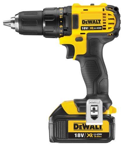 Дрель-шуруповерт DeWalt DCD780C2-QW