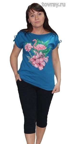 Sale Блуза женская Фламинго Efri Sf36 (SF)