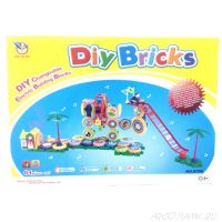 Конструктор Diy Bricks
