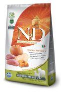 N&D Dog Grain Free Pumpkin Boar & Apple  Medium&Maxi Adult Беззерновой корм для взрослых собак средних и крупных пород Кабан/тыква/яблоко (2,5 кг)