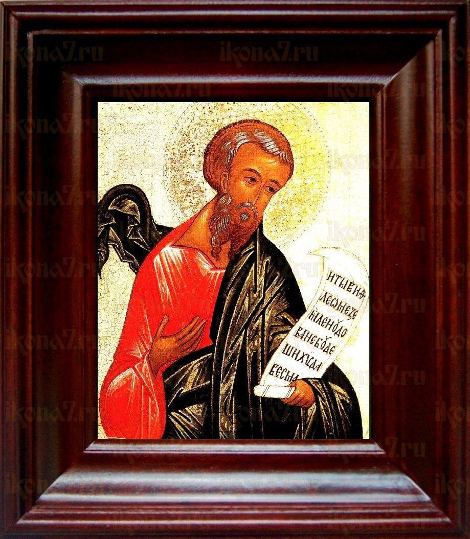 Михей, пророк (21х24), простой киот