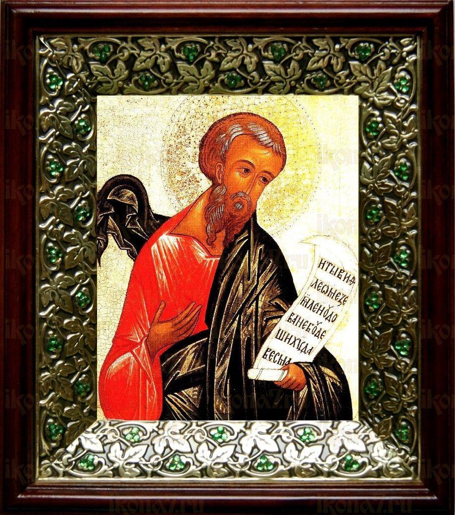 Михей, пророк (21х24), киот со стразами