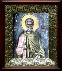 Моисей Мурин (21х24), киот со стразами