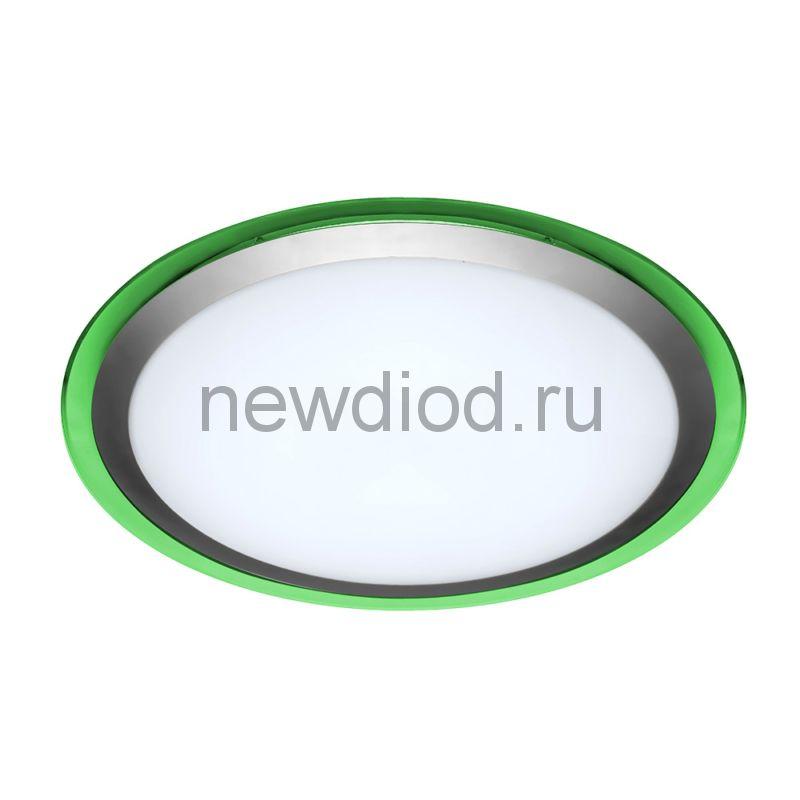 Управляемый светодиодный светильник ARION 60W RGB R-535-SHINY 4900Lm пульт Estares