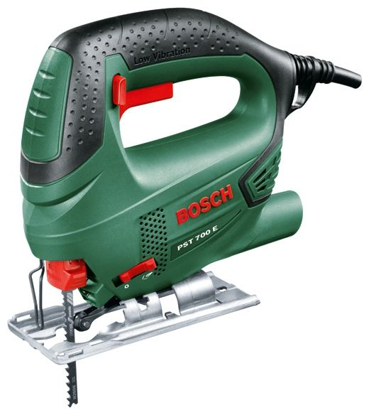 Лобзик BOSCH PST 700 E Compact (06033A0020)