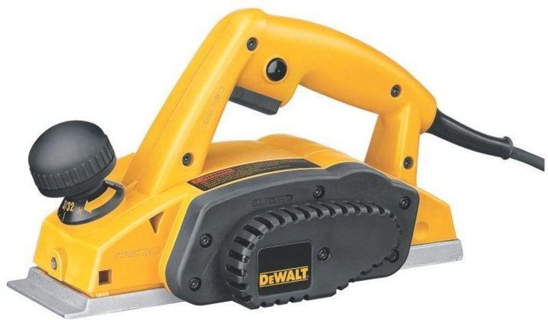 Рубанок электрический DeWalt DW680-QS