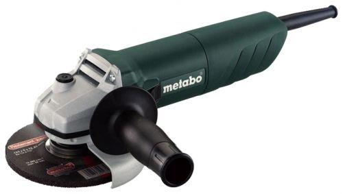 Угловая шлифмашина METABO W 750-125 (601231010)