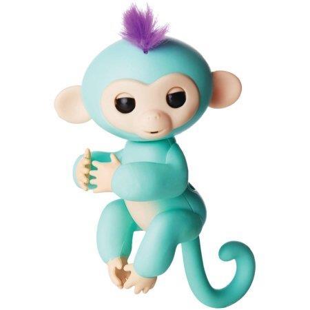 Интерактивная обезьянка Fingermonkey Зоя