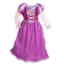Платье Рапунцель костюм Дисней - Приключения Рапунцель 110 см - 4 г