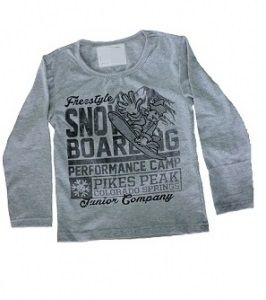 Sale Футболка детская Snow Boarding Efri Sd90 (SF)