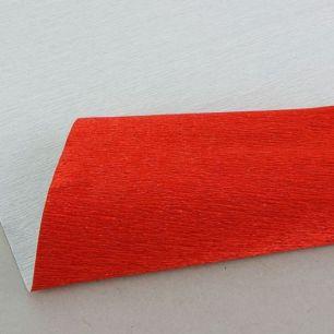 №803 металл Гофр.бумага (темно-красный металл)