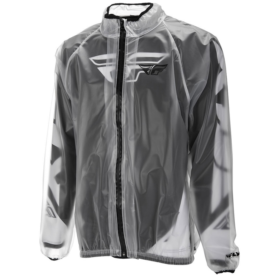 Fly - 2018 Rain Jacket Clear дождевик