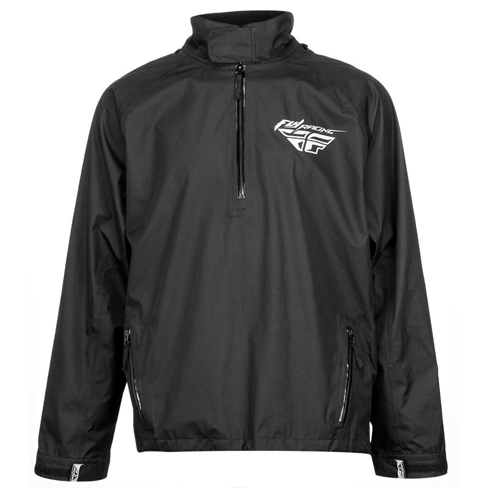 Fly - 2018 Stow-A-Way II Riding Jacket куртка-дождевик, черная