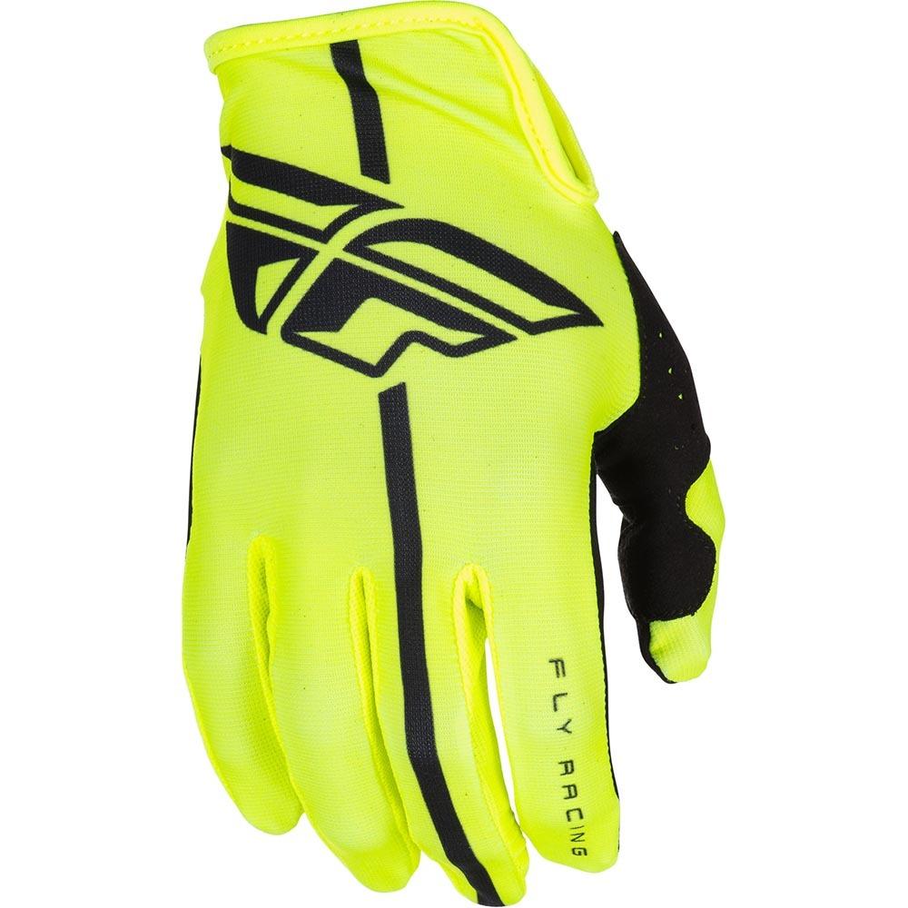 Fly - 2018 Lite перчатки, Hi-Vis