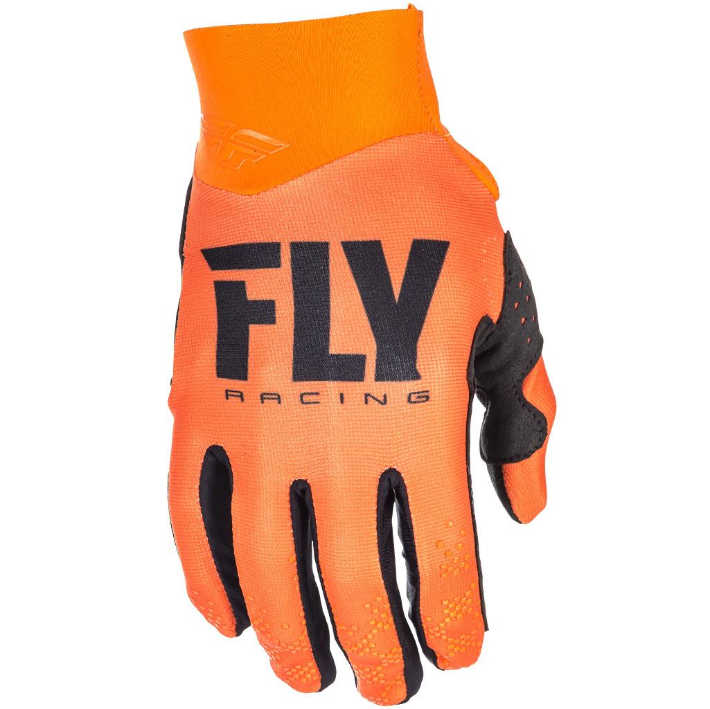 Fly - 2018 Pro Lite перчатки, оранжевые