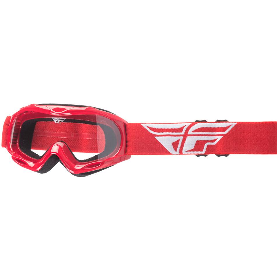 Fly - 2018 Focus Youth очки подростковые, красные