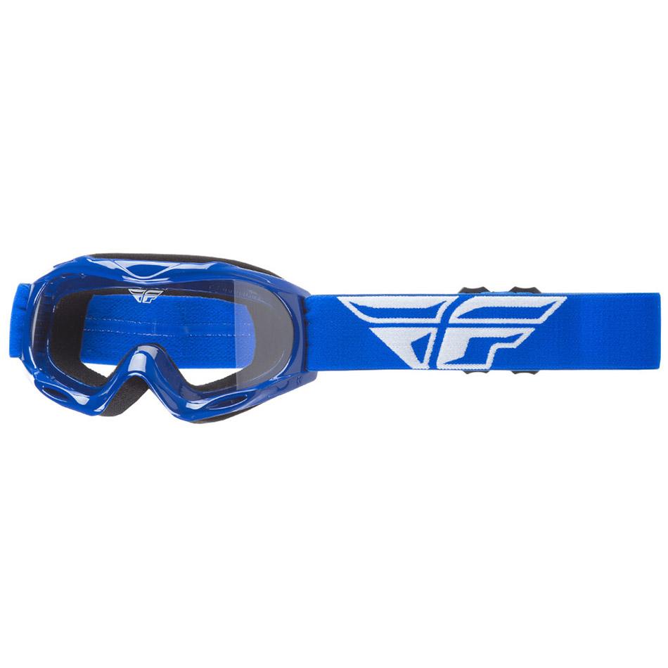 Fly - 2018 Focus Youth очки подростковые, синие