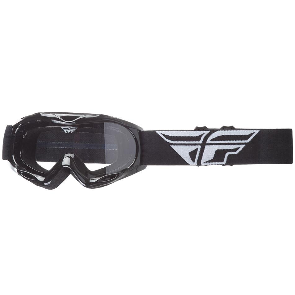 Fly - 2018 Focus Youth очки подростковые, черные