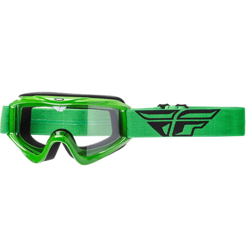 Fly - 2018 Focus очки, зеленые