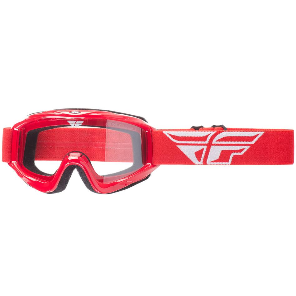 Fly - 2018 Focus очки, красные
