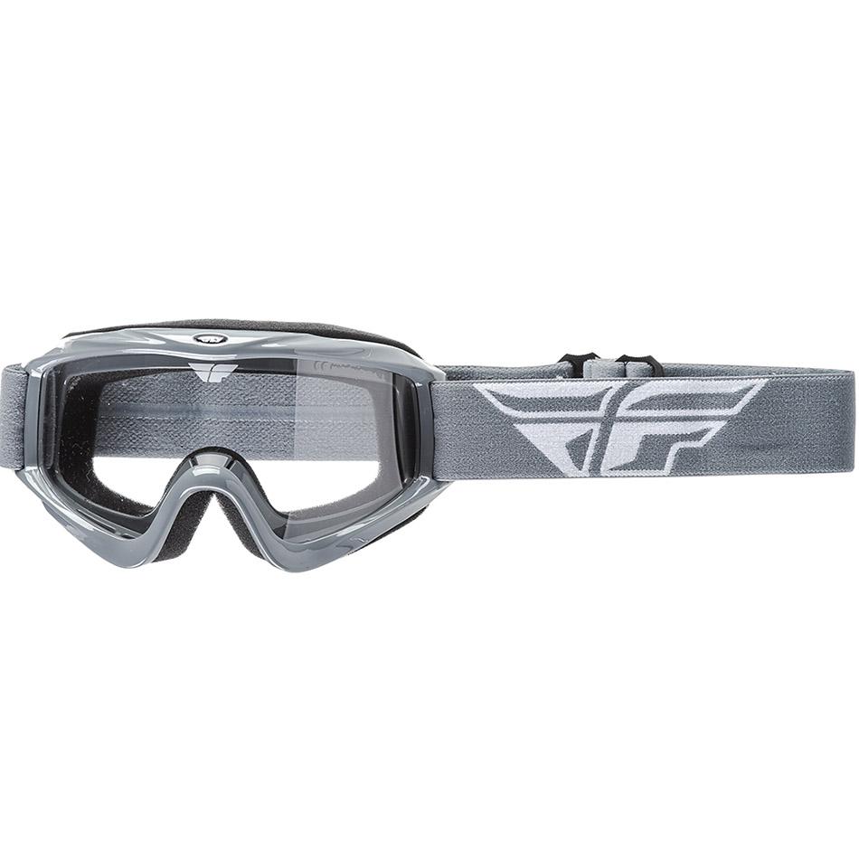 Fly - 2018 Focus очки, серые